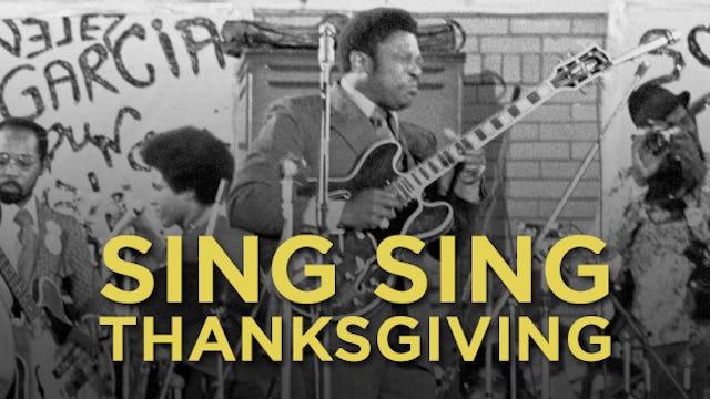 B.B. King At Sing Sing Prison