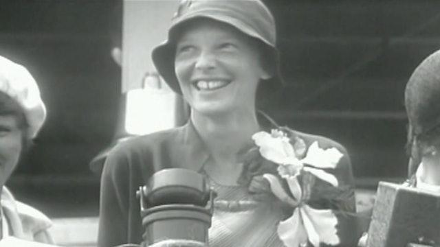 Heroine Of The Skies: Following Amelia Earhart