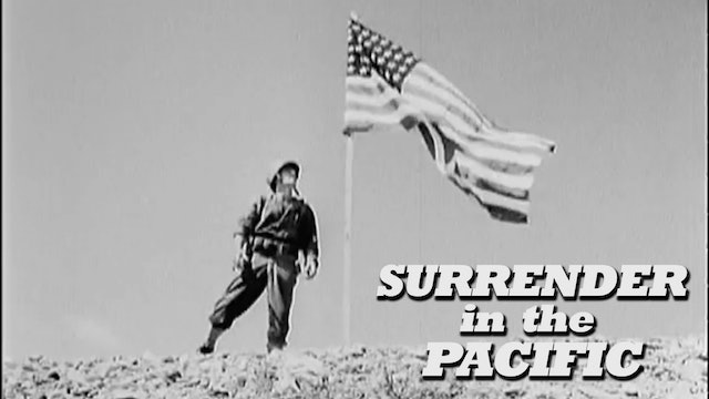 Surrender in the Pacific
