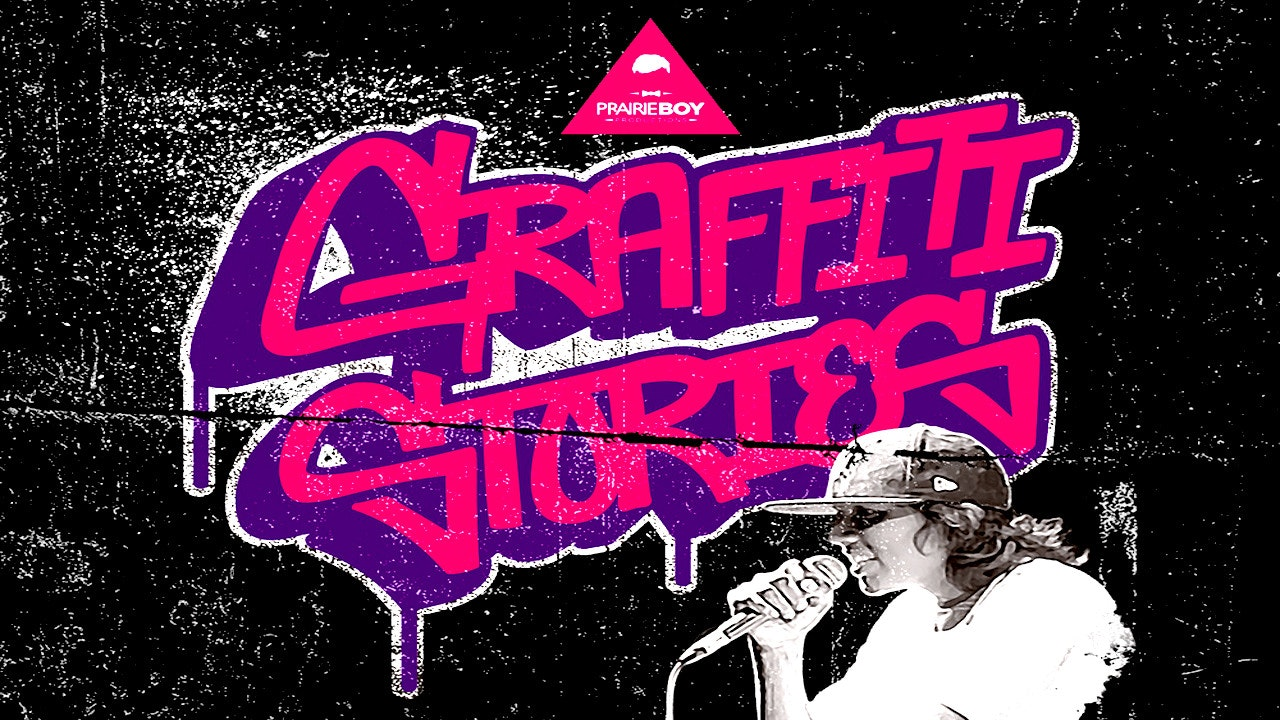 Graffiti Stories: From Dark Alleys to Bright Futures