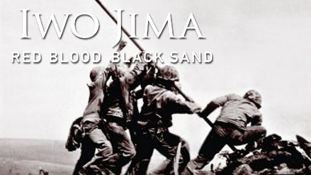 Iwo Jima, Red Blood Black Sand