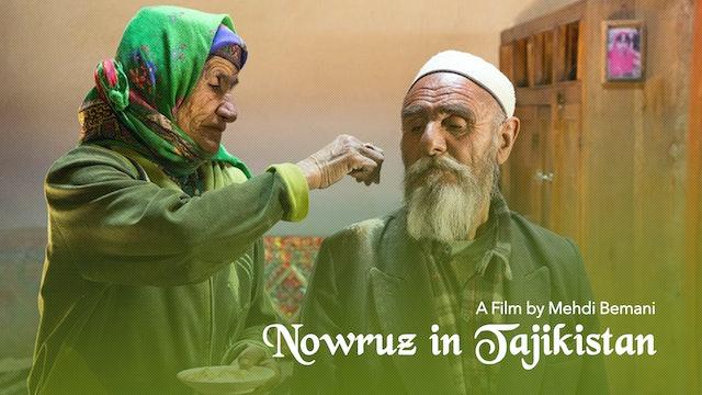Nowruz in Tajikistan