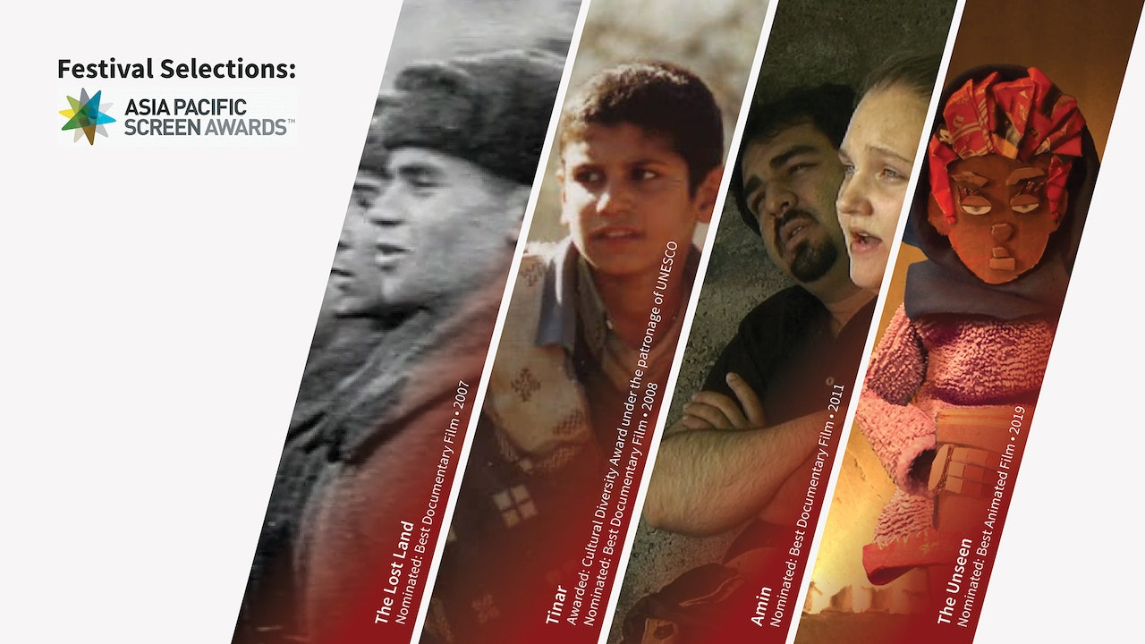 Festival Selections: Asia Pacific Screen Awards