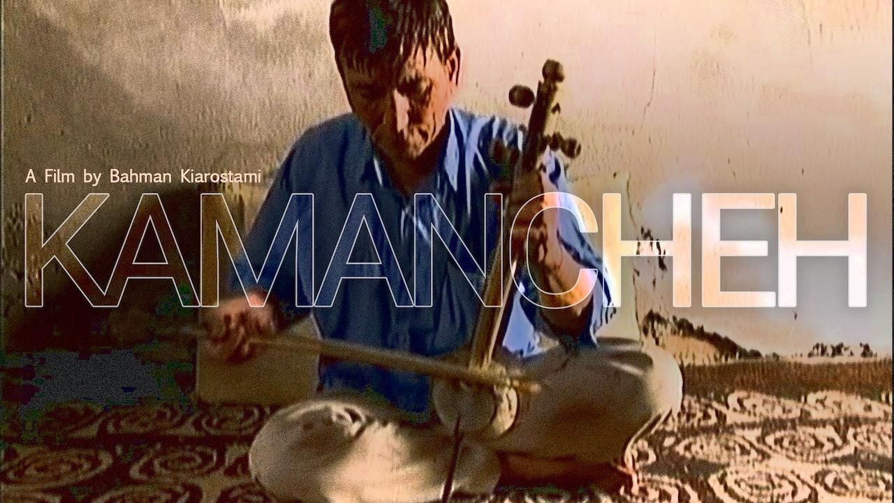 Kamancheh (The Kamancheh Player)