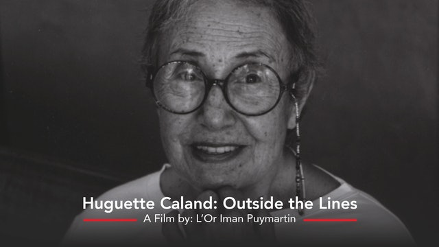 Huguette Caland: Outside the Lines
