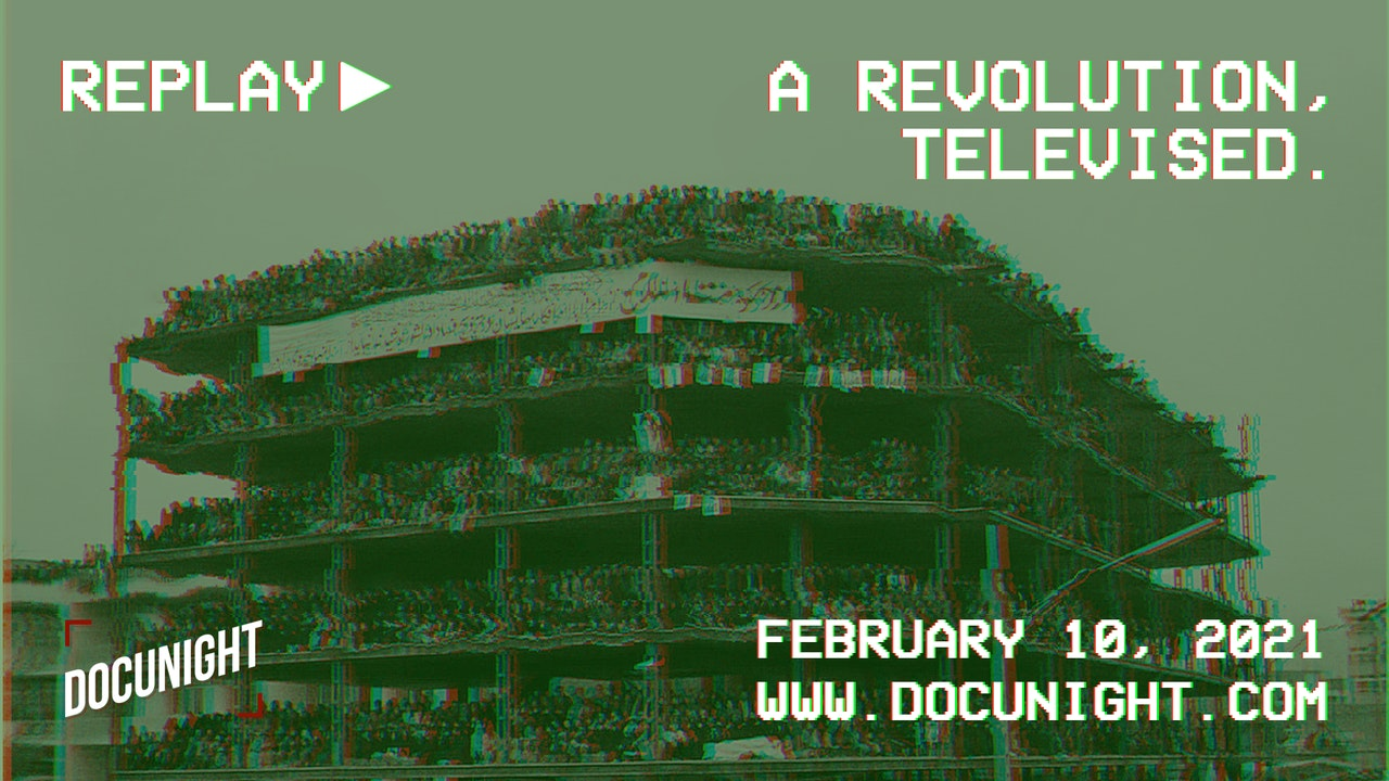 A Revolution: Televised.