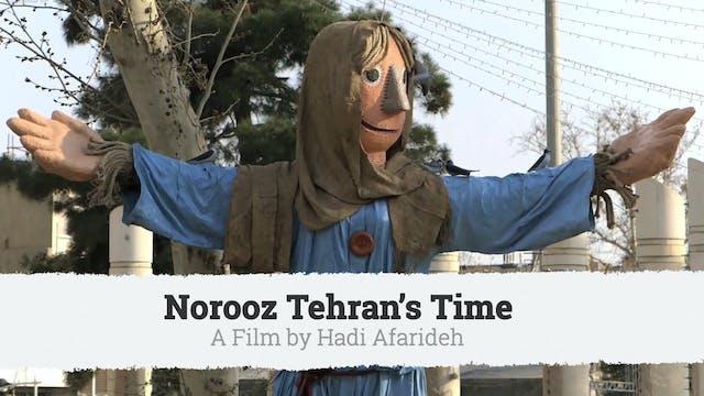 Norooz, Tehran's Time