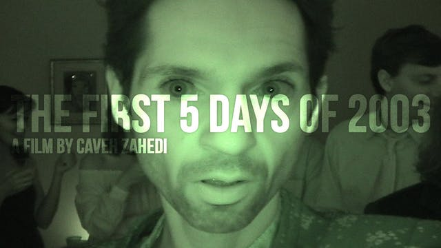 The First 5 Days of 2003