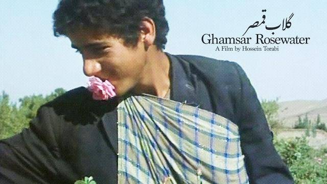 Ghamsar Rosewater