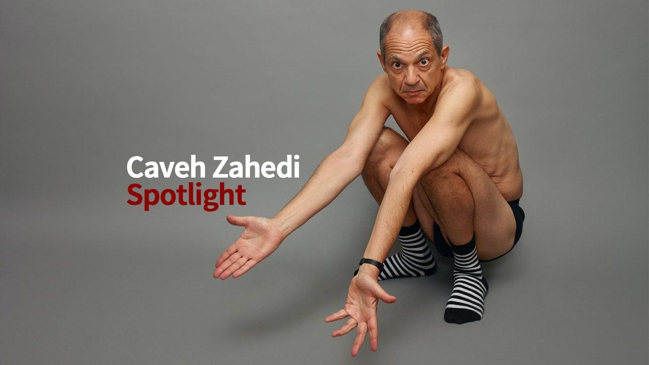 Caveh Zahedi