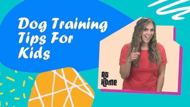 Dog Training Tips For Kids