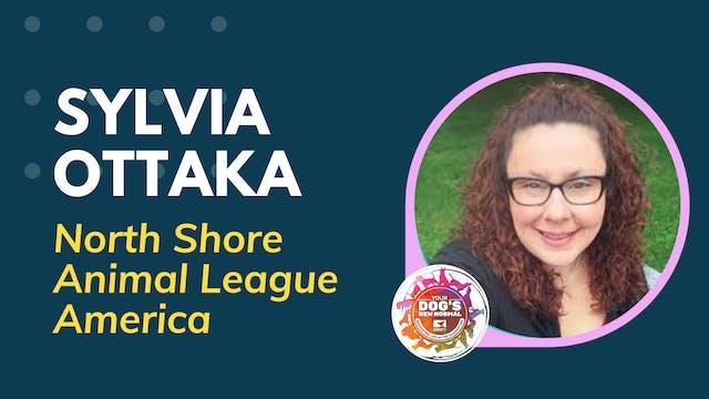 Sylvia Ottaka on Sheltered Animals in...