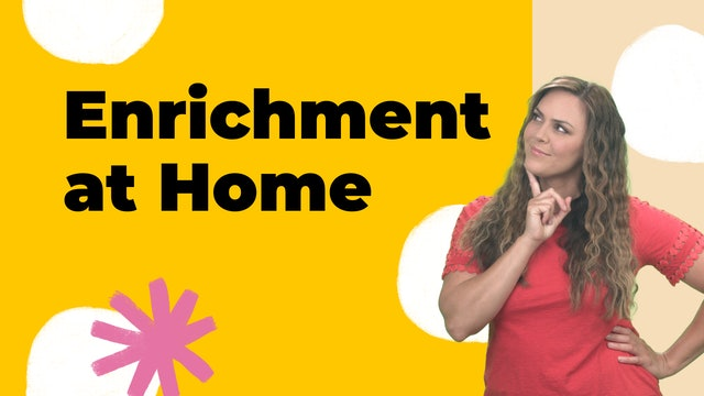 Enrichment Tips At Home