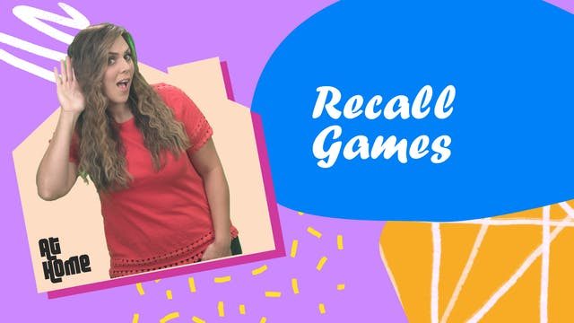 Recall Games