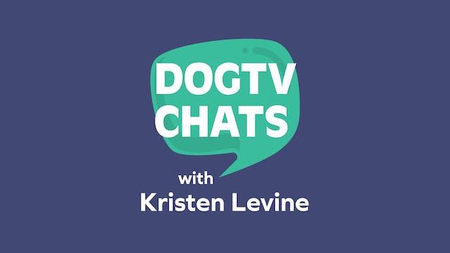 DOGTV Chats: Kristin Levine
