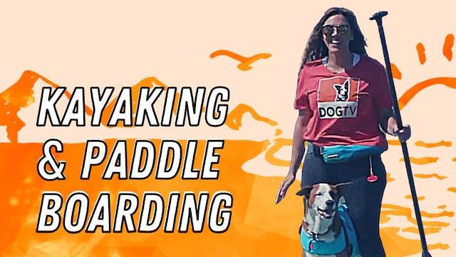 Kayaking and Paddel Boarding