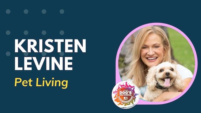 Kristen Levine on Pet Anxiety