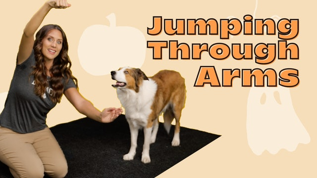 Trick 6: Jumping Through Arms