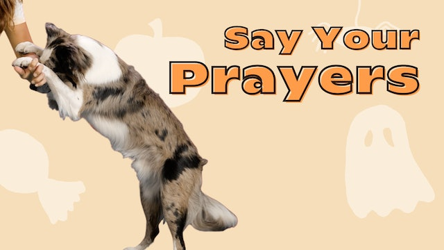 Trick 4: Say Your Prayers