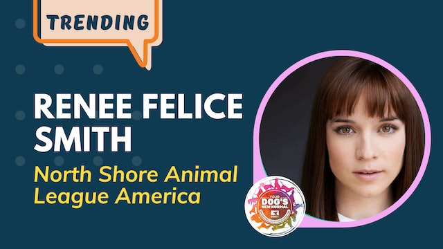Renee Felice Smith on Hanging Our With Her Pack