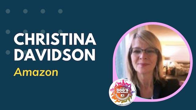 Christina Davidson on Going Back To T...