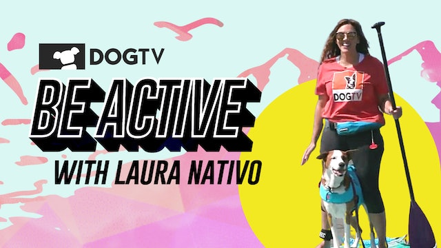 Be Active with Laura Nativo, New Episodes Every Monday