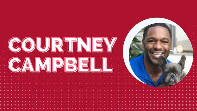 Courtney Campbell- Prime Your Dog for...