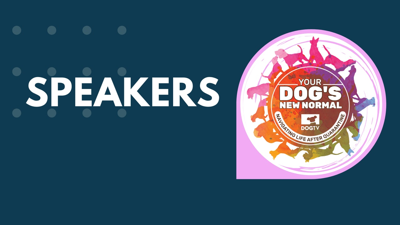 New Normal: Speakers