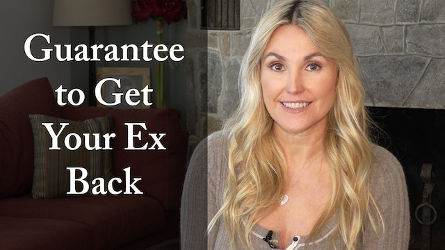 Guarantee to Get Your Ex Back