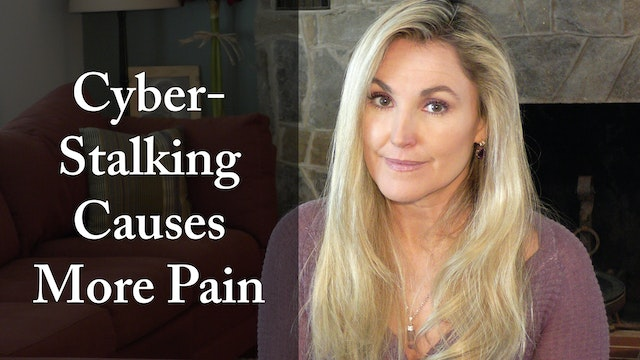 Cyber Stalking Causes More Pain