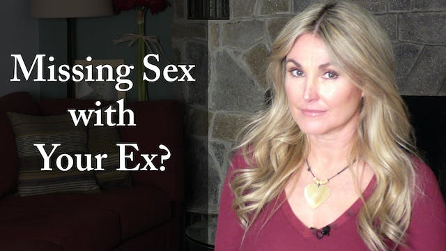 Missing Sex With Your Ex?