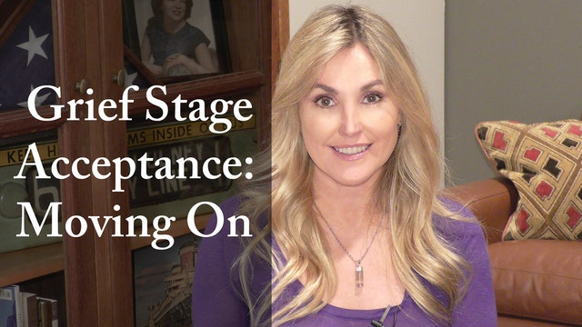 Grief Stage Acceptance: Moving On