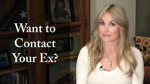 Want to Contact Your Ex?