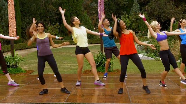Today's Workout: Maiyya Yashoda