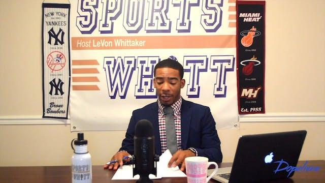 SportsWhitt: Expectations from Da Bea...