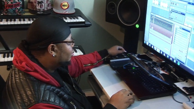Studio Life with Zaiah da Playa Episode 1