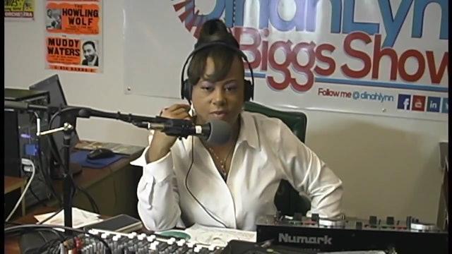 The Dinahlynn Biggs Show Karyn White