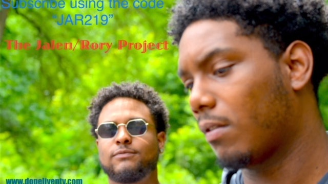 The Jalen / Rory Project, Episode 1, The Grassman