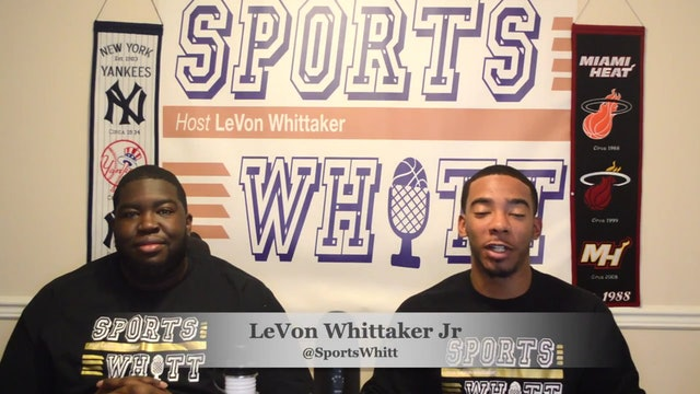 NEW!!!  AB In The Big Easy? Winston 30for30. Plus More