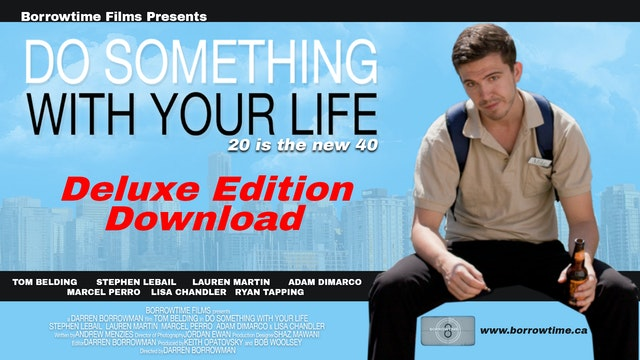 Do Something: The Deluxe Edition