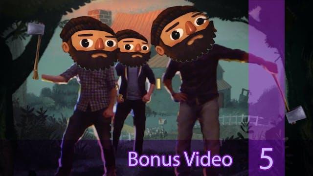 Bonus // Ep05-1: Lumberjack Party (Kinect Demo)