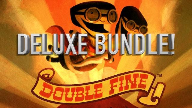 The Double Fine Adventure! - Deluxe Edition!!