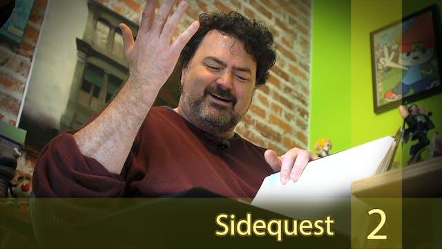 "Sidequest 2 // Tim Schafer - ""I'm Such a F@#$in' Genius"""