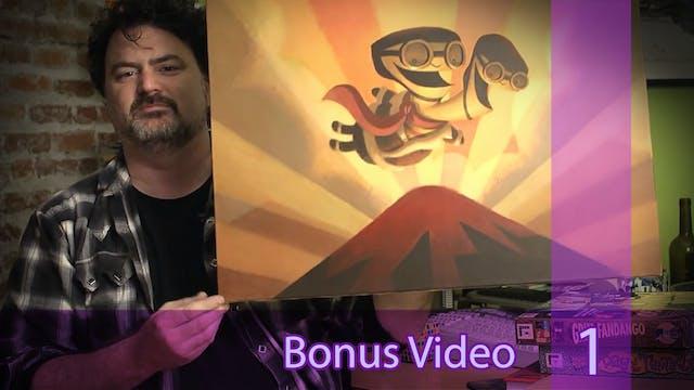 Bonus // Ep01-4: Kickstarter Rewards Update