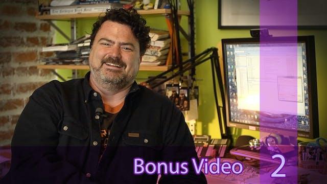 Bonus // Ep02-2: Project Q&A w/ Tim