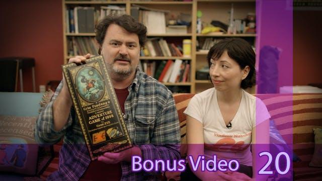 Bonus // Ep20-1: Russian Subtitles