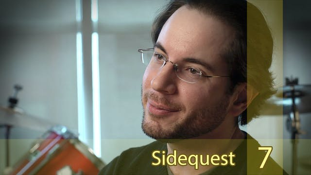 "Sidequest 7 // JP LeBreton - ""You Don't Step in the Same River Twice"""