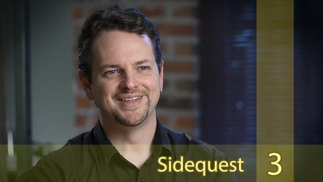 "Sidequest 3 // Lee Petty - ""I Was a Very Pleasant Baby"""