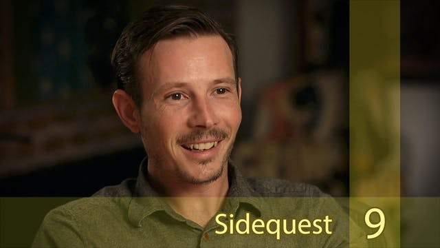 "Sidequest 9 // Dave Gardner - ""Look, the Clocks..."""