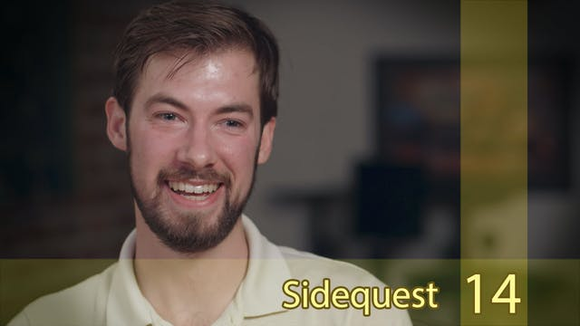 "Sidequest 14 // Ben Peck - ""It's Not Like This Every Day"""